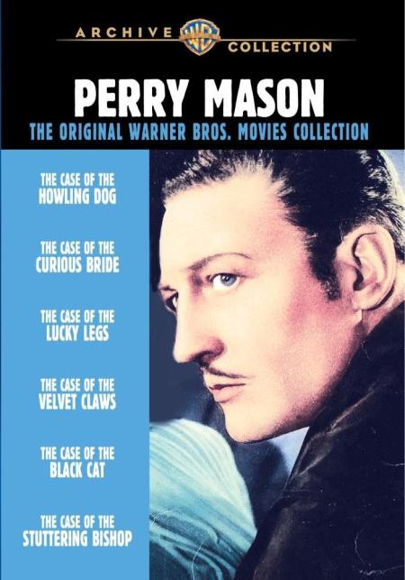Perry mason warner orig coll