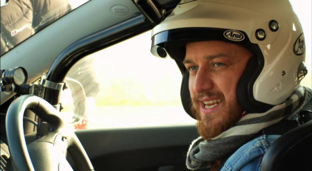 Top gear 19 jame mcavoy