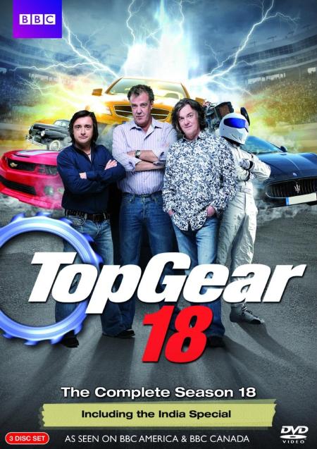 Top gear series18