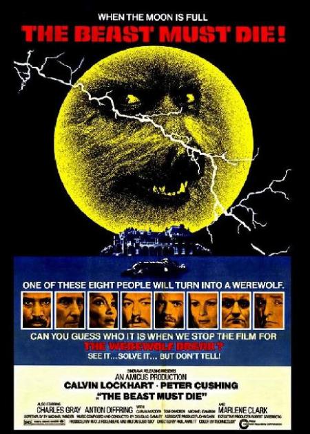 The beast-must-die-poster