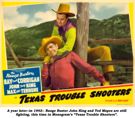 Texas trouble shooter