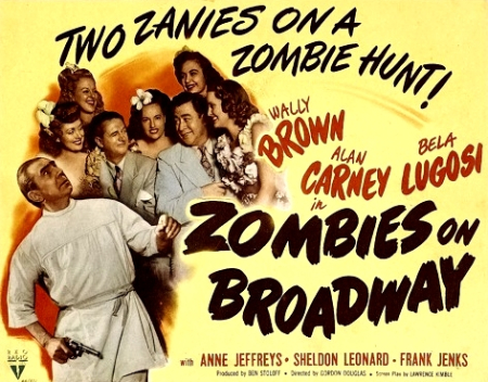 Zombies on broadway a