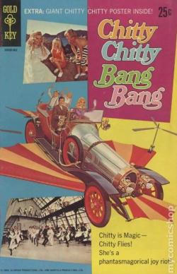 Chitty chitty bang bang dvd
