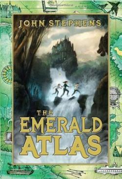 The Book Of Beginning 1 - The Emerald Atlas by John Stevens