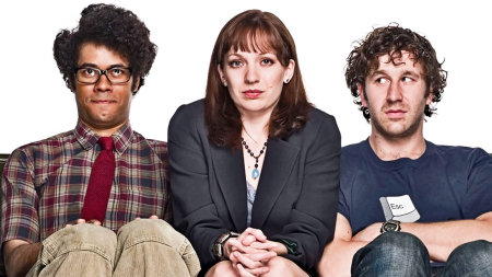 The it crowd series 1