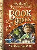 Kit Salter - A Book Of Bones by Natasha Narayan