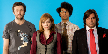 The it crowd series 2 cast