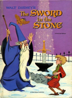 The Sword And The Stone retold by Mary Carey-001