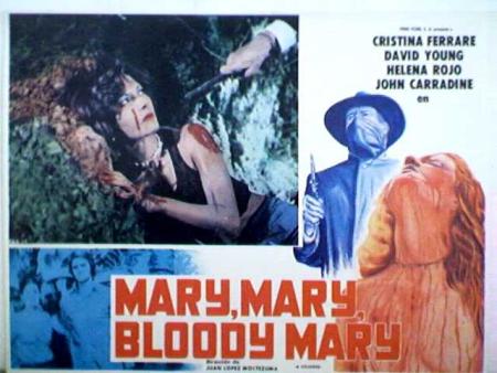 Mary mary blody mary a