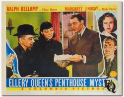 Ellery Queen's Penthouse Mystery 1941 a