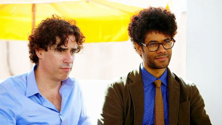 4 48 Hours In Marrakesh with Stephen Mangan