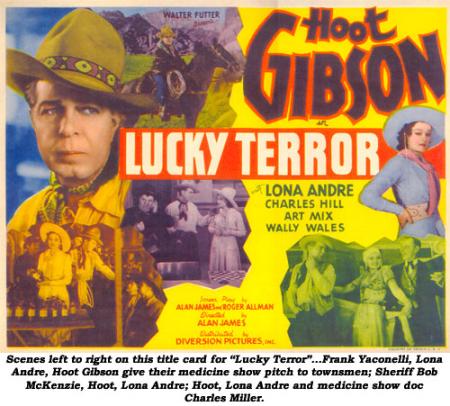 Lucky terror 1936