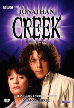 Jonathan creek series 3 dvd