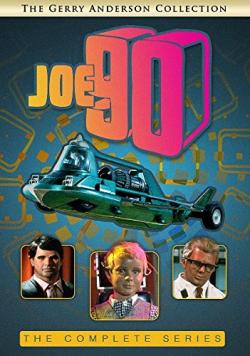 Joe 90 dvd