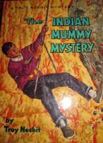 The Indian Mummy Mystery by Troy Nesbitt Whitman 1501-001