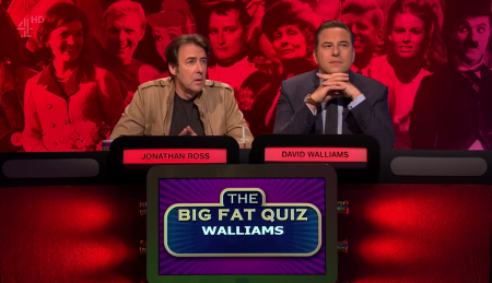 big fat quiz of everything 2017 guests