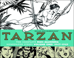 Tarzan - The Complete Russ Manning Newspaper Strips Vol 1