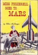 Mrs Pickerell Goes To Mars by Ellen MacGregor