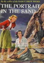 The Portrait In The Sand by Carolyn Keene