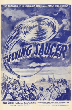 The flying saucer a