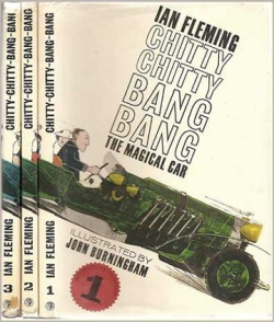 Chitty Chitty Bang Bang - The Magical Car by Ian Fleming