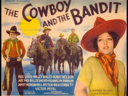 The Cowboy And The Bandit 1935