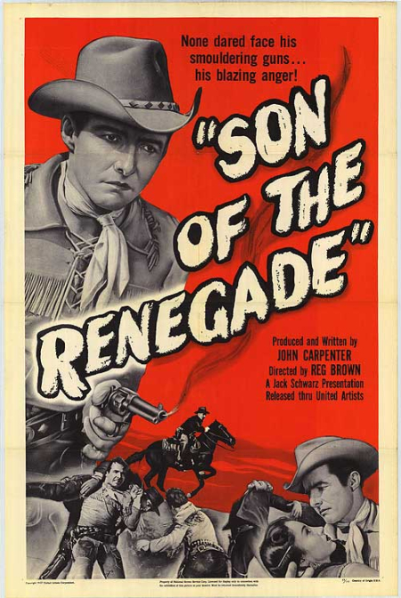 Son of the renegade 1953