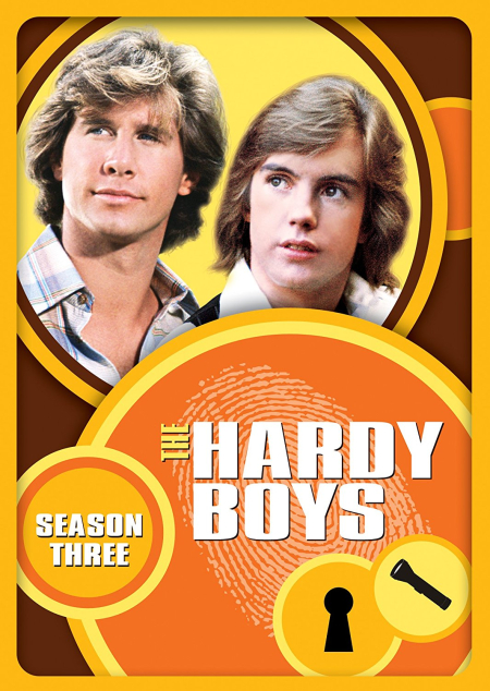 The hardy boys mysteries