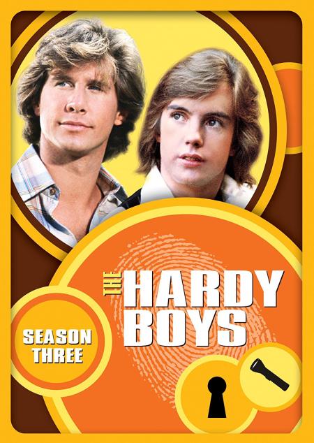 The hardy boys mysteries