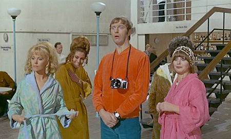 Doctor in trouble graham chapman