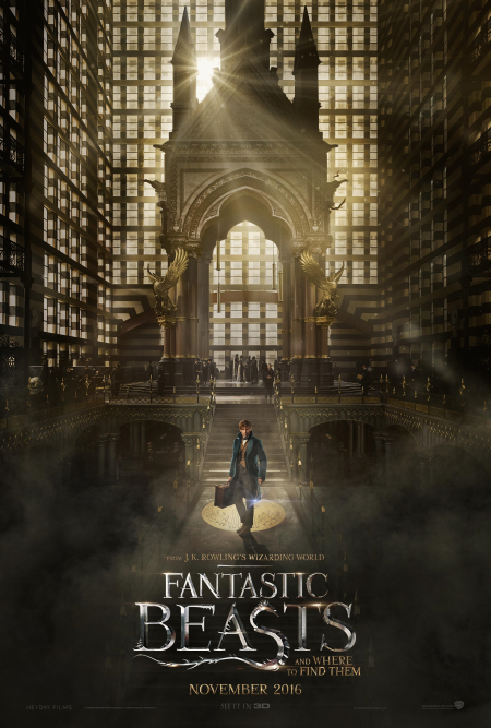 Fantastic beasts and where to find them a