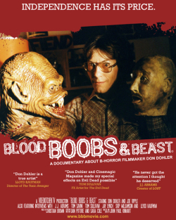 Blood boobs and beast