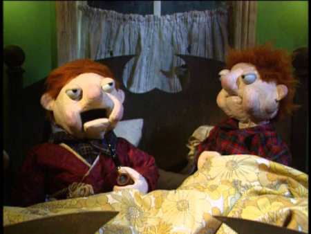 Podge and rodge