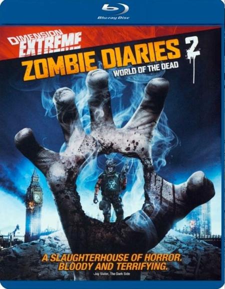 Zombie diaries 2-001
