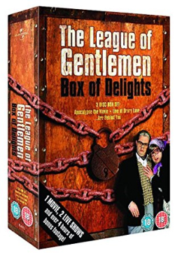The League Of Gentlemen box set