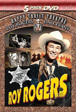 Roy rogers happy trail theatre box