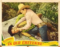 In Old Cheyenne 1941 c