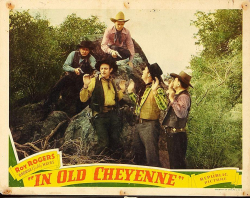 In Old Cheyenne 1941 d