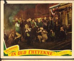 In Old Cheyenne 1941 f