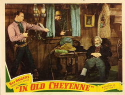 In Old Cheyenne 1941