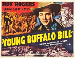 Young Buffalo Bill - hs 550