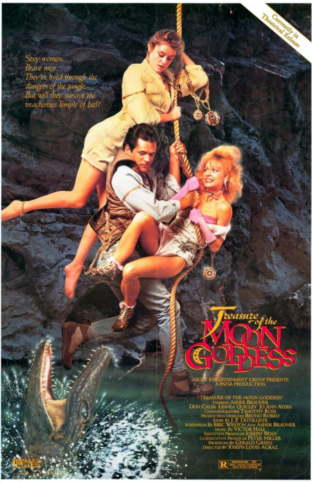 Treasure Of The Moon Goddess poster-001