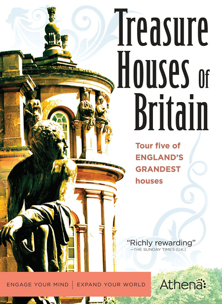 Treasure House Of Britain dvd