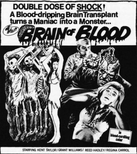 Brain Of Blood 1971 c