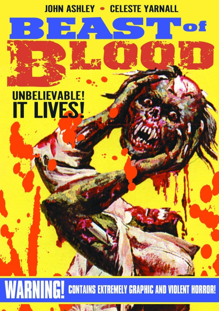 Beast of blood 1970 a