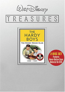 The hardy boys disney treasures