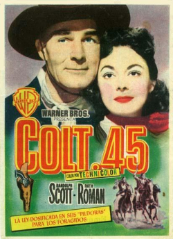 Colt 45 1950