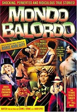 Mondo balordo dvd