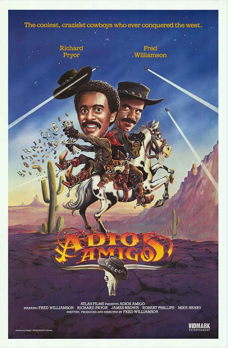 Adios Amigo poster