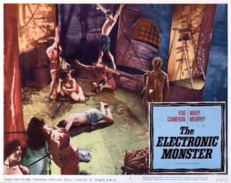 The electronic monster   b-001
